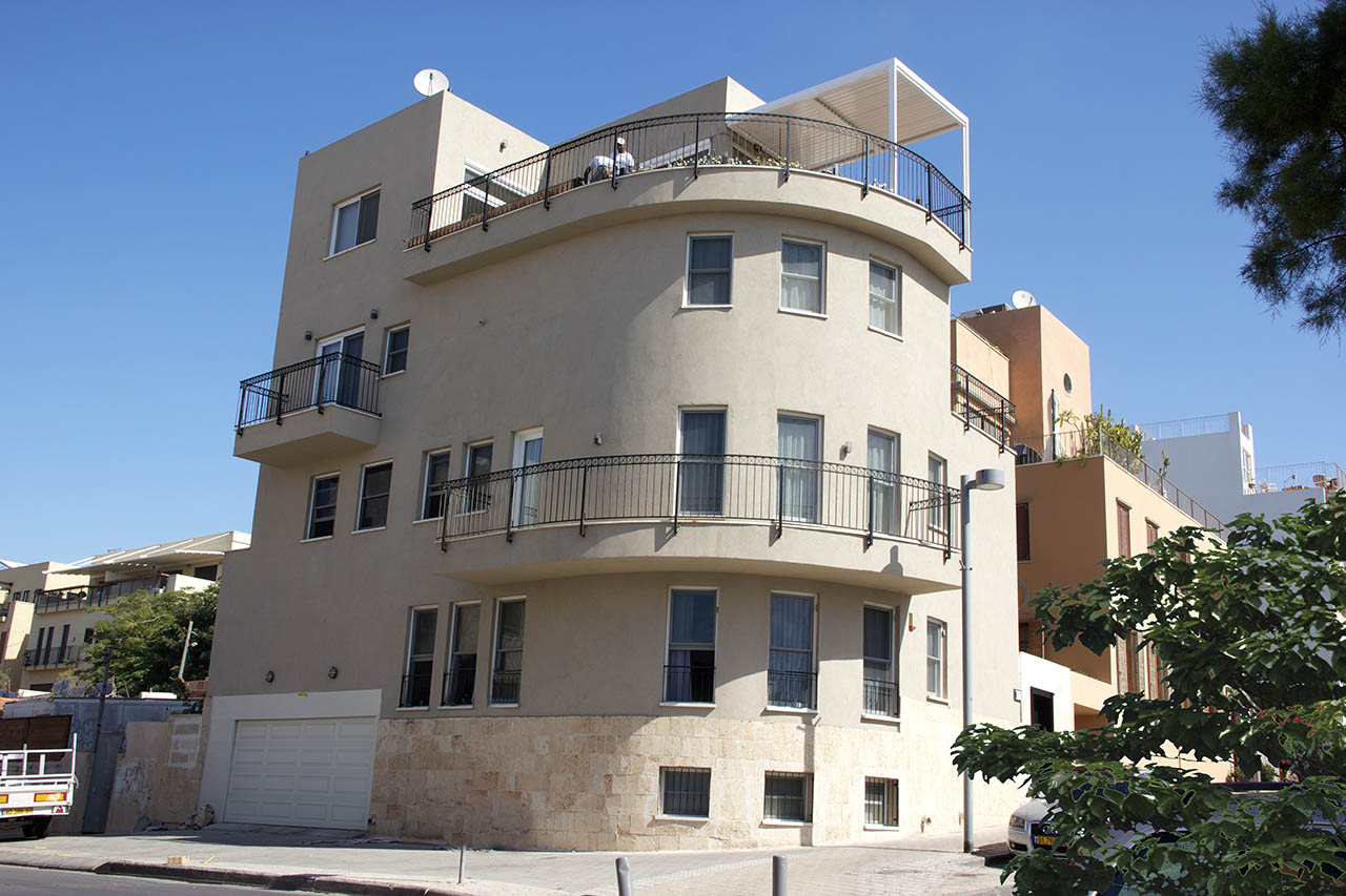 מנדס פרנס 7, תל אביב-יפו